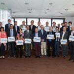 Premios de Seguridad 2016 (Diplomas)