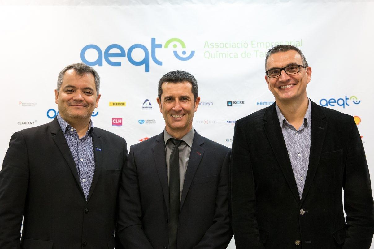 Rubén Folgado se estrena como nuevo presidente de la AEQT en el VI  Encuentro de Comisiones y Business Partners | FEIQUE - Federación  Empresarial de la Industria Química Española
